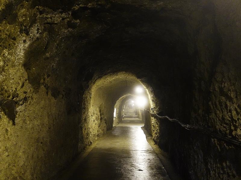 【栃木】島崎酒造・東力士が眠る洞窟を探検!世にも珍しい洞窟酒蔵を無料見学