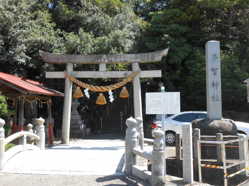 【愛知・知多半島】尾張多賀神社でオガタマノキに癒され快眠神社浴!