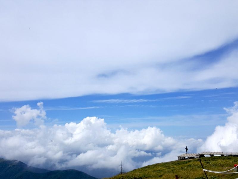 初心者でもリフトで楽らく登山♪徳島の剣山で絶景天空散歩