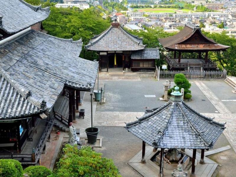 多くの歴史映画・ドラマに登場!滋賀【三井寺】でロケ地&歴史散策