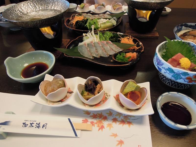 【和歌山】名産の鯛料理が絶品!温泉や散策も楽しい加太へ行こう!