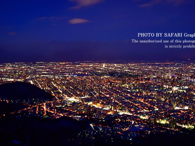 【北海道】デートに使える♥人気の夜景スポット完全網羅☆5都市11選!