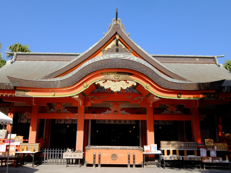 日本神話の舞台。南国ムード溢れる【宮崎】青島神社で縁結び祈願!