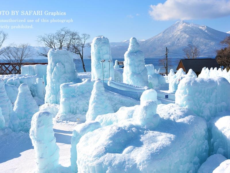 【北海道】札幌・旭川・千歳支笏湖・上川層雲峡!冬の4大雪まつりを制覇しよう!
