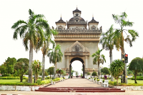 ラオス 首都