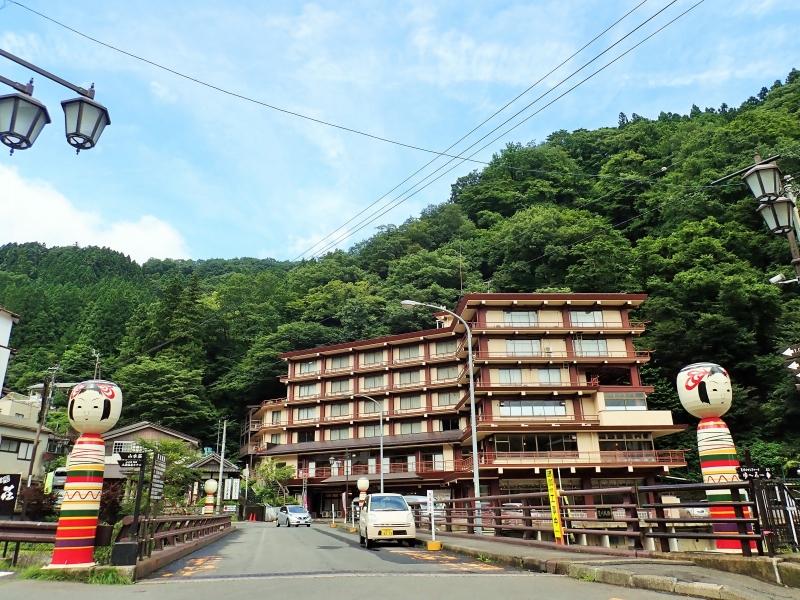 見所はこけしだけじゃない!福島県・土湯温泉の散策スポット