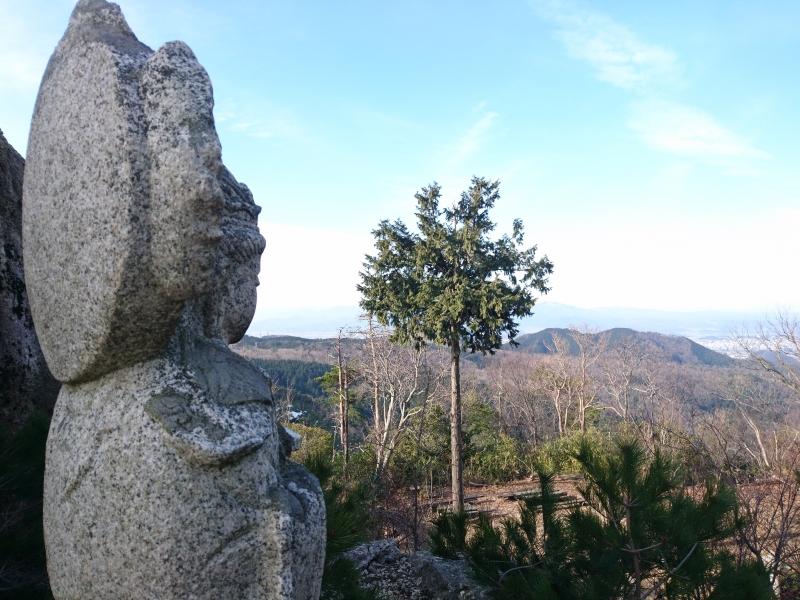 難所と絶景の繰り返し!【鳥取県】帝釈天出現霊場・摩尼山に登ろう