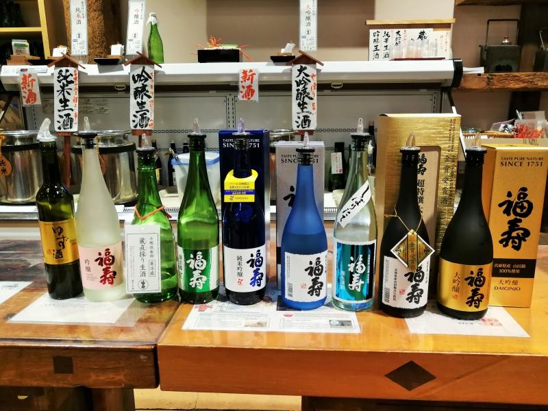 【神戸】灘のお酒ならここ!ノーベル賞晩さん会に提供された酒「福寿」の蔵見学