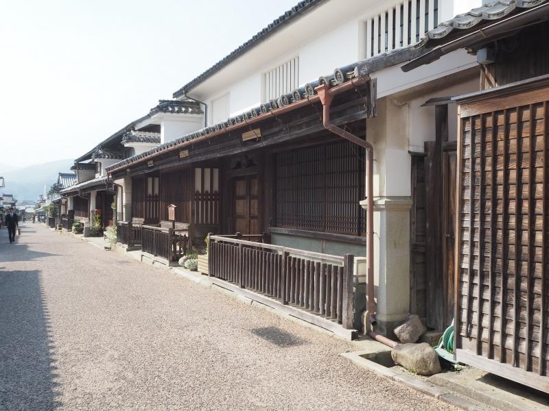 【徳島・脇町】 うだつの町並みで江戸時代にタイムスリップ!