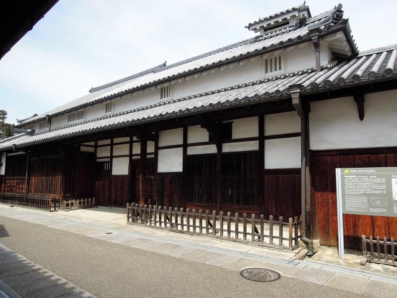 【大阪】江戸時代の町屋がずらり!富田林寺内町を散策しよう