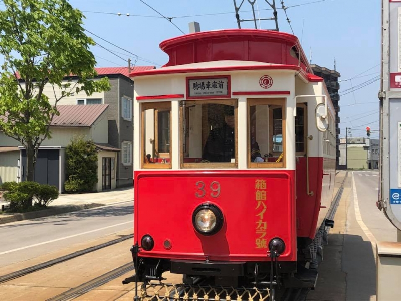 函館観光におすすめ!路面電車で行けるおすすめスポット・お店10選