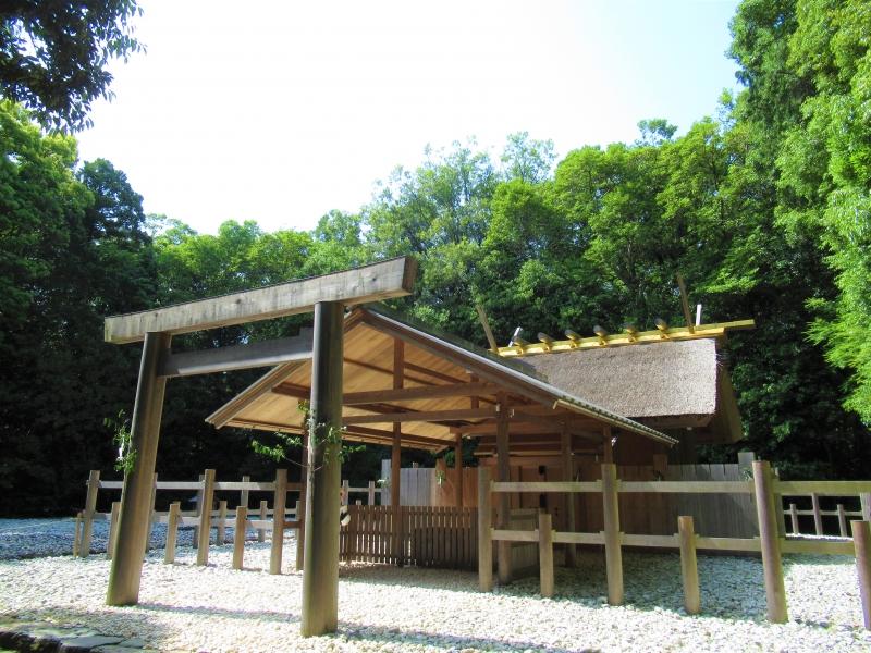 【三重】伊勢神宮内宮の別宮「倭姫宮」は見どころたっぷりの観光名所