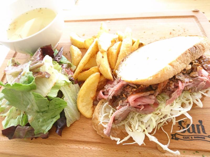 【鳥取】廃校になった校舎をリノベしたオシャレカフェ♥Cafe & Dining San
