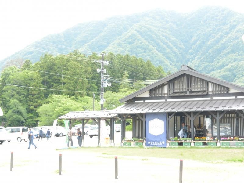 【新潟県】美味しいご当地グルメやリラックス体験ができる!弥彦神社のおひざ元「おもてなし広場」