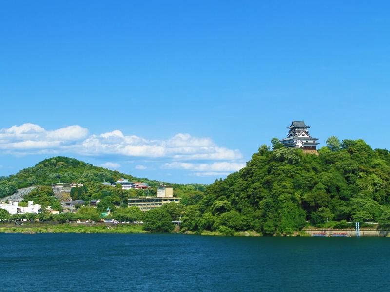 天下人たちが奪い合った美しき犬山城へ!【愛知】