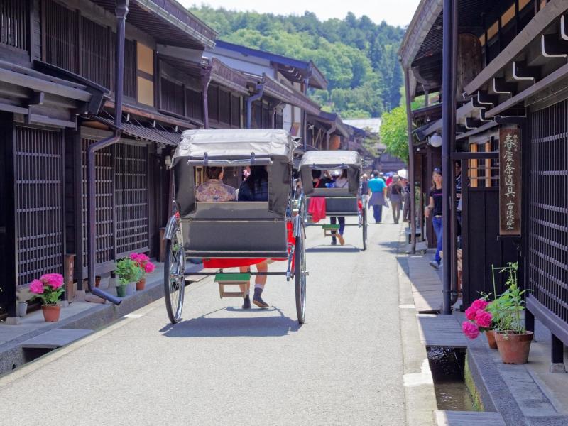 飛騨高山の定番・観光スポットならココ!15選