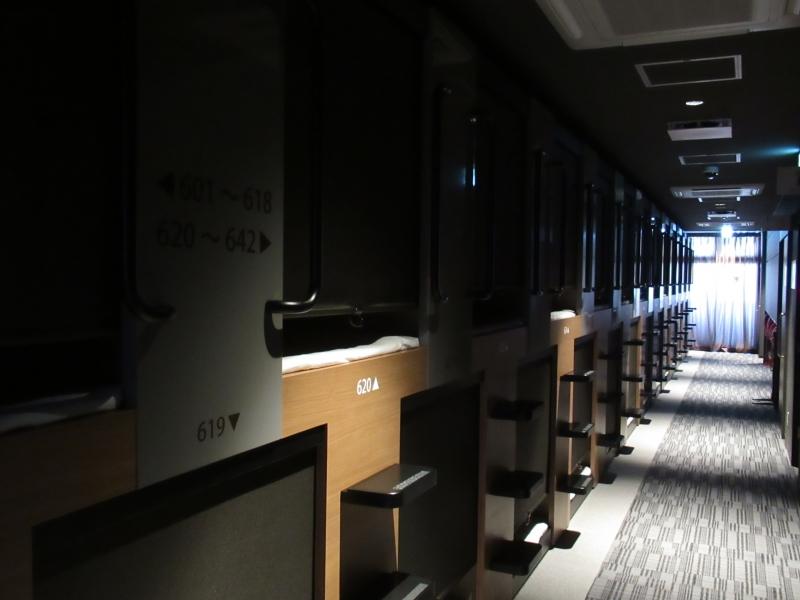 【京都】お得に宿泊、カプセルホテル「Smart Stay SHIZUKU」の魅力を紹介
