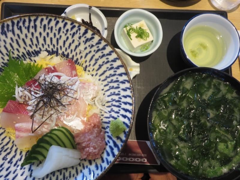 【徳島県・鳴門】味処・あらしで超新鮮な魚介を食べよう!
