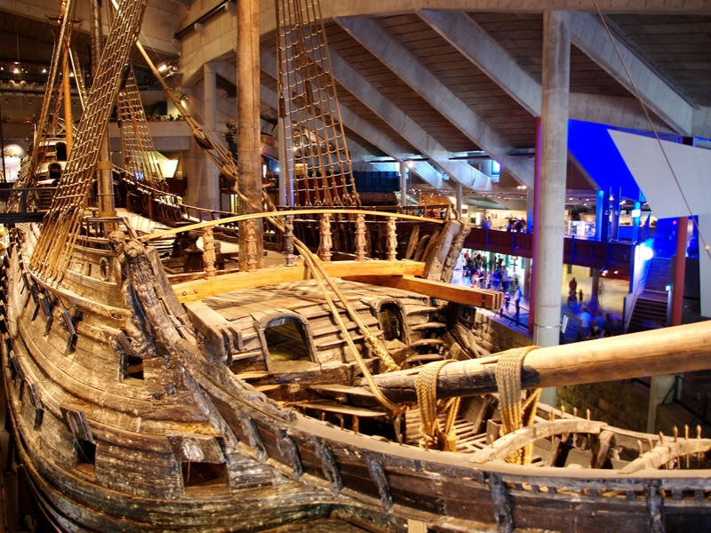 2020年 ヴァーサ号博物館 [The Vasa Museum] はどんなところ?周辺の ...