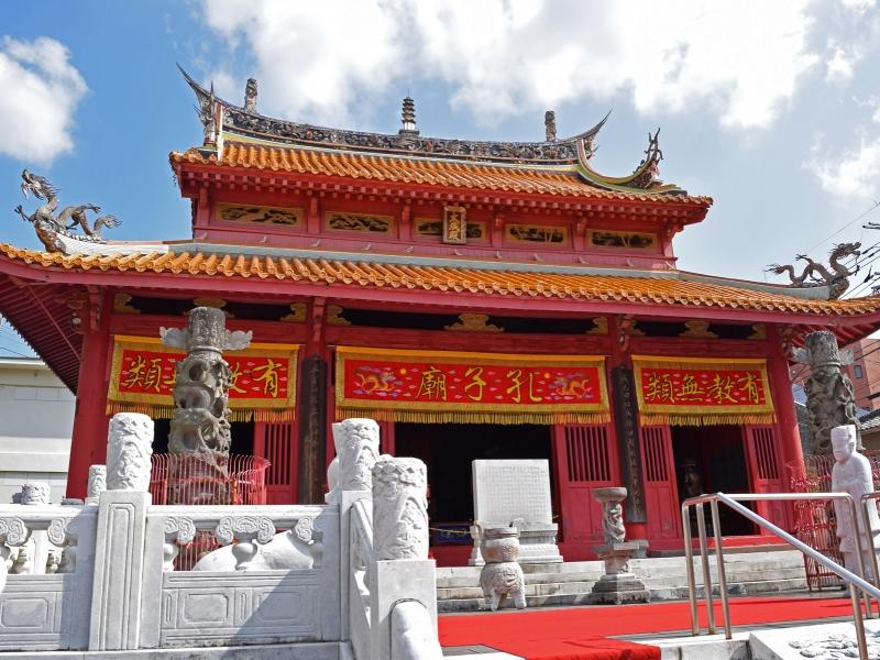 長崎孔子廟 [ながさきこうしびょう] | 長崎観光