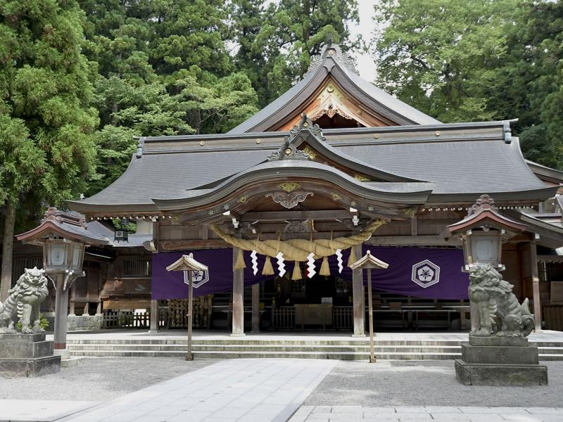 白山比咩神社 [しらやまひめじんじゃ] | 石川観光