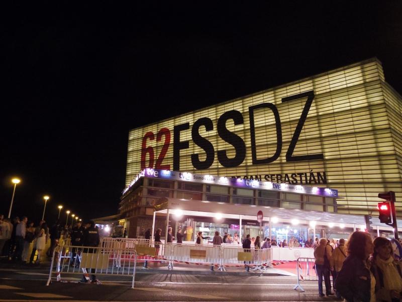 サンセバスティアン国際映画祭 ...