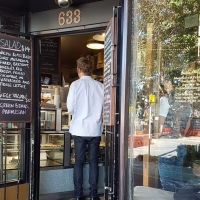 Bourke Street Bakery(Surry Hills)