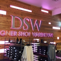 DSW 34th street店