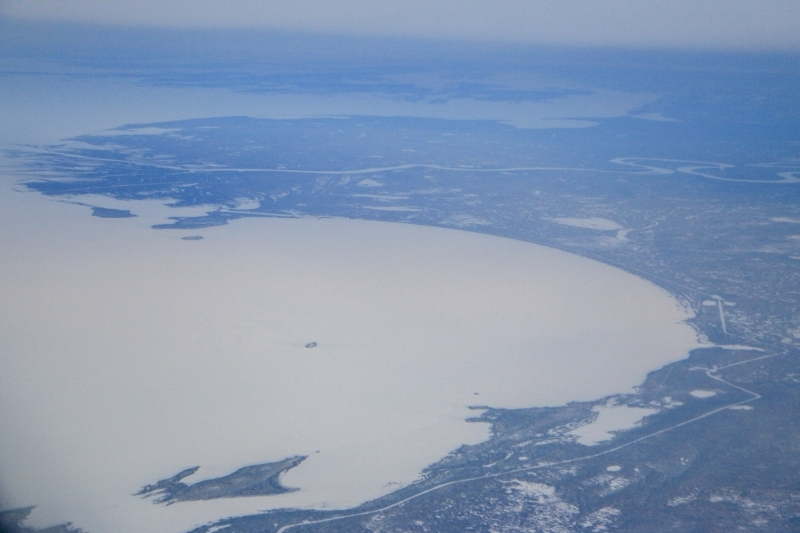 グレートスレーブ湖の写真 | カ...