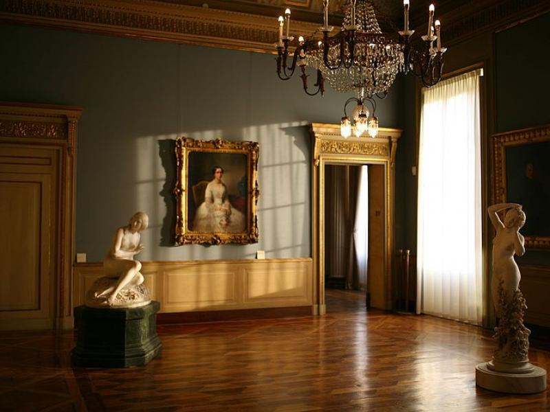 ミラノ市立近代美術館 gam galleria d arte moderna di milano