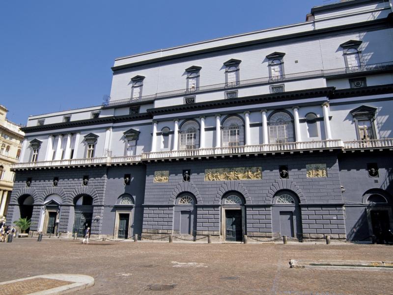 サン・カルロ劇場 [Teatro di Sa...