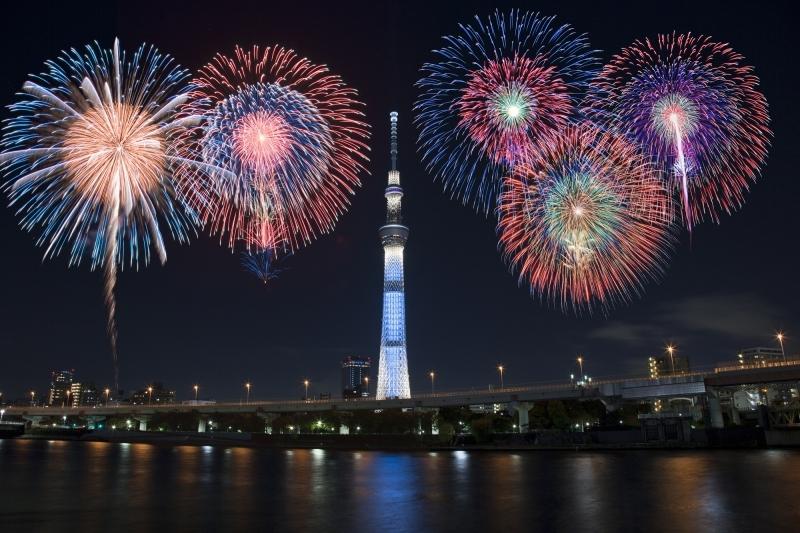 隅田川 花火 大会 2020
