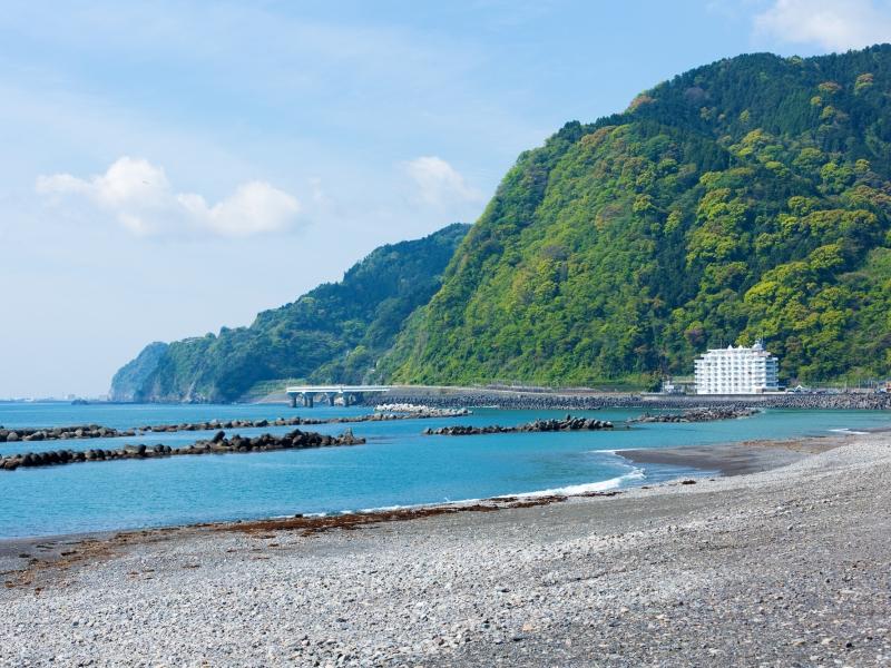 用宗海岸 | 静岡観光